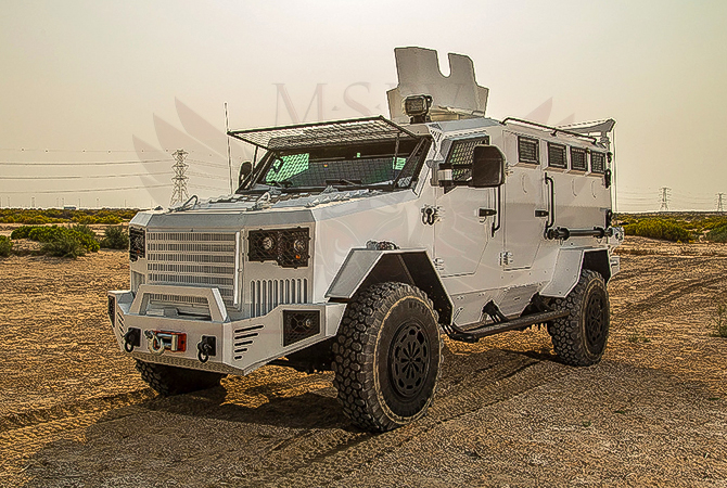 Armoured Personnel Carrier Benin - panthera-f9