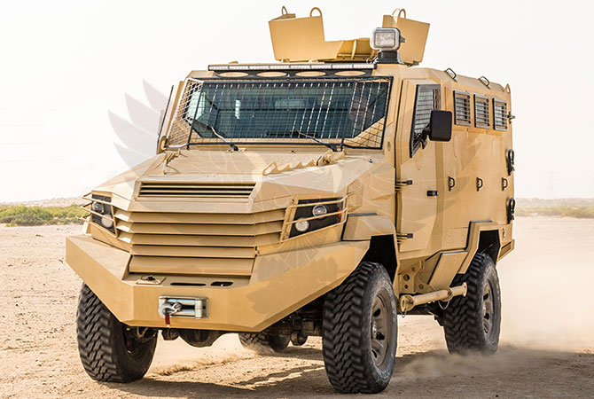 Armoured Personnel Carrier Benin - panthera-n6