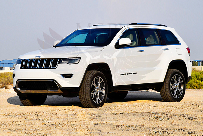 Armoured Vehicle Benin - Jeep Grand Cherokee