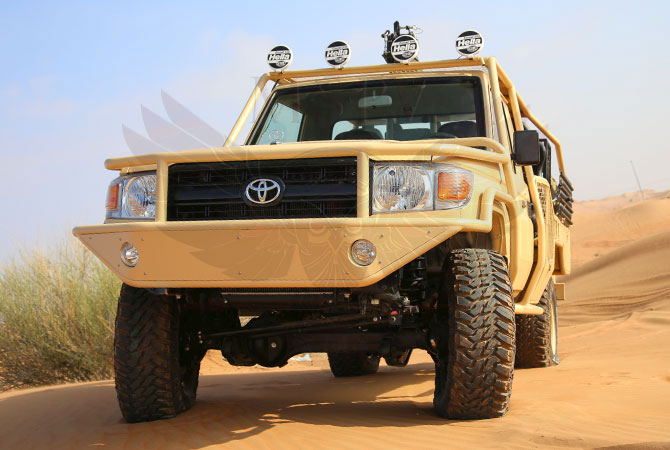 Light Patrol Vehicle Benin - lpv-t-mkI