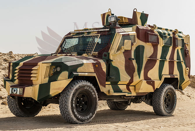 Armoured Personnel Carrier Benin - panthera-t6-3dr