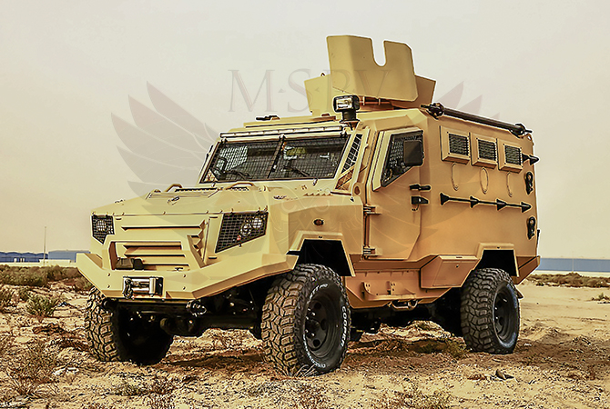 Armoured Personnel Carrier Benin - panthera-t6