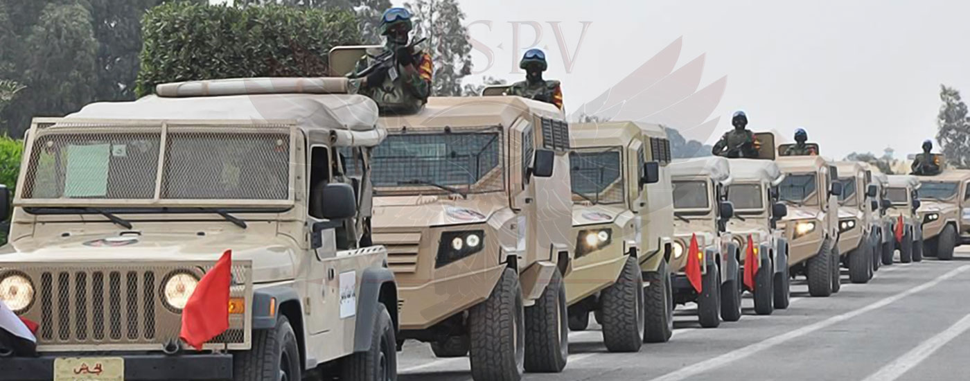 Armoured Personnel Carrier Benin