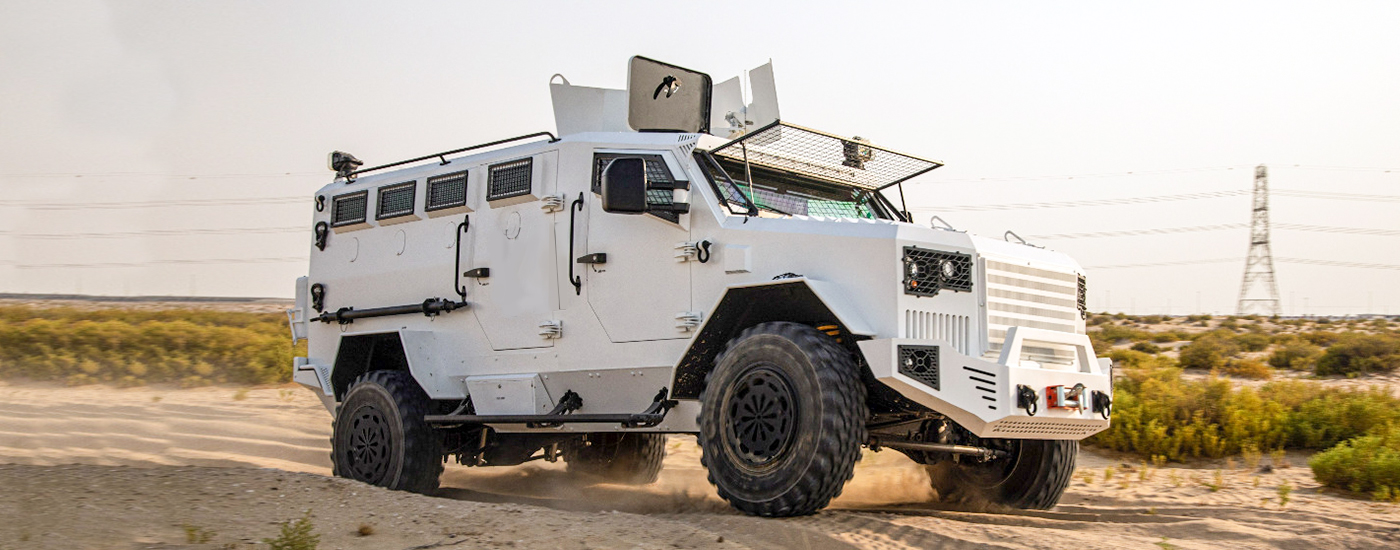 Armoured Personnel Carrier Benin - Panthera F9